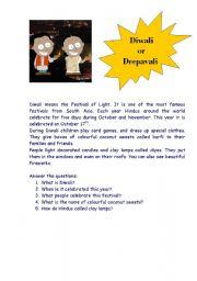 Diwali - The Festival of Light