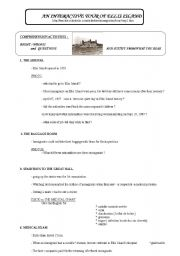 English Worksheet: U.S Immigration : Ellis Island virtual interactive tour webquest