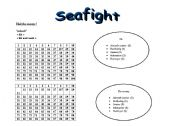 English Worksheets: seafignt