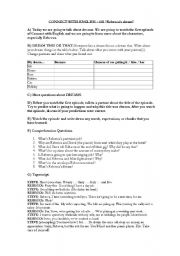 English Worksheet: CONNECT WITH ENGLISH - AMERICAN SERIES