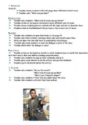English Worksheets: reading comprehension: daddy yankee