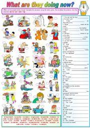 Verb tense study guide