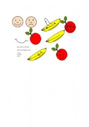English Worksheets: expressions and body a smartboard lesson