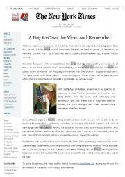 Worksheets September 11 Worksheets reading writing activity 3 september 11