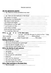 English Worksheets: practice