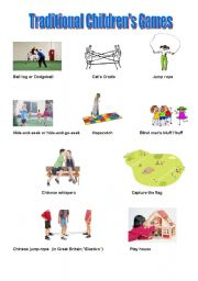 Traditional Children´s Games