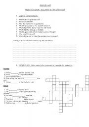 English Teaching Worksheets King Midas