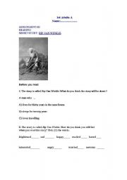 English Worksheets: Activities for