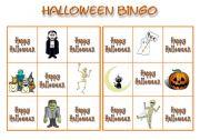 Halloween bingo 1