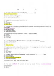English Worksheet: brief for toeic