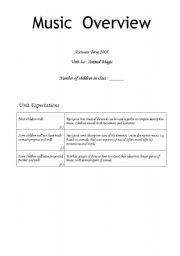 English Worksheets: animal magic