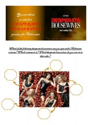 Happy Halloween with the Desperate Housewives