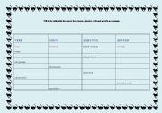 English Worksheets: Derivatives