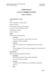 descriptive english essays letter writing