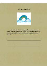 English Worksheets: WRITING ACTIVITY 4