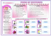 English Worksheets: KINDS OF SENTENCES ACCORDING TO THEIR FUNCTION