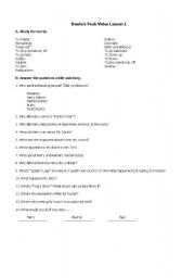 Collection Catastrophic Events Worksheets Photos - Studioxcess