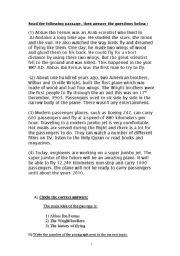 English Worksheets: Abbas Bin Fernas