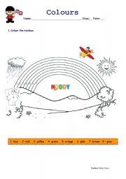Noddy and the Rainbow