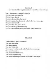 English Worksheets: questiontagroleplay