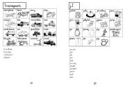 A5 Picture Dictionary 21