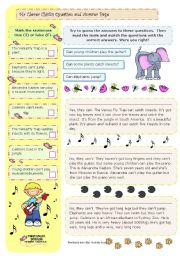 English Worksheets: Mr Clever Chick