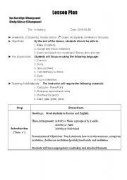 English Worksheets: Invite lesson