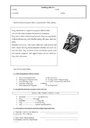 English Worksheet: Stepping on CLIL - Argentinian Tribes  part 1