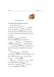 English Worksheets: Using the Thesaurus