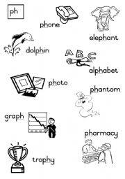 -ph Consonant diagraph