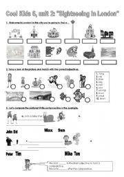 english worksheets comparatives and superlatives worksheets page 83. Black Bedroom Furniture Sets. Home Design Ideas