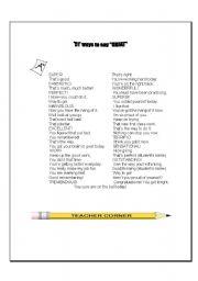 English Worksheets: �51