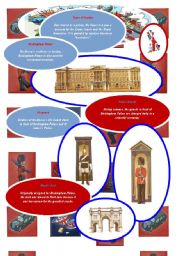 London Top Sights Part 2 -  (2Pages)