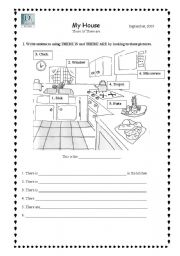 kitchen utensils worksheet and answer just b cause. Black Bedroom Furniture Sets. Home Design Ideas