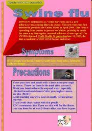 Swine Flu,what it is,symptomsand precautions