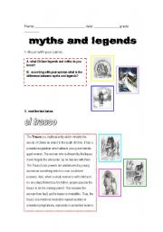 myths and legends about cowboy: