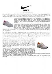 The History of  NIKE