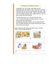 English Worksheets: Worksheet  2