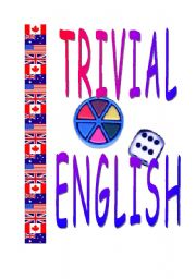 English Worksheet: ENGLISH TRIVIA