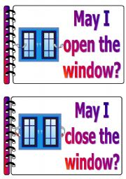 English Worksheet: classroom language set 4