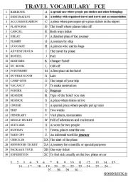 for discount advertise here vocabulary worksheets travelling travel ...