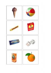 English worksheet: 3d shapes everyday objects