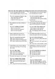 TeacherLingo.com $1.39 - Poetry in Music Lyrics - Metaphors ...