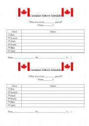 English Worksheets: Learning about subjects