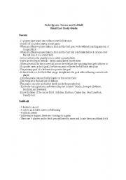 english teaching worksheets soccer. Black Bedroom Furniture Sets. Home Design Ideas