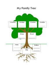 family tree students will complete a 3 generation family tree by ...