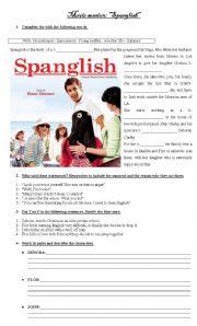 Movie Spanglish
