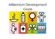 English Worksheets: Millennium Development Goals