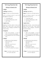 esl essay editing checklist Essay writing: writer's checklist introduction: is the main idea (ie, the writer's opinion of the story title) stated clearly is the introductory paragraph.