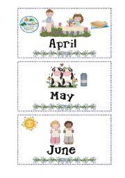 months flashcards related to jewish festivals holidays 2 3 april august esl worksheet by. Black Bedroom Furniture Sets. Home Design Ideas